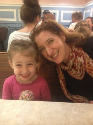 Lisa and Rachel Grunberger (2)- For Broadside and Poetry Reading